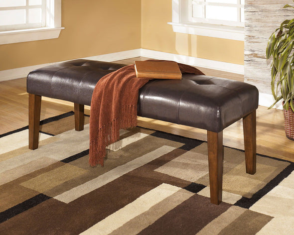 Lacey - Medium Brown - Large UPH Dining Room Bench