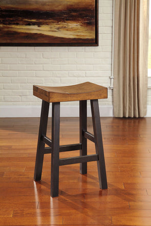 Glosco - Two-tone - Tall Stool (2/CN)