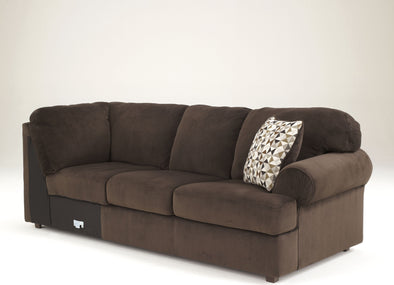 Jessa Place - Chocolate - RAF Sofa