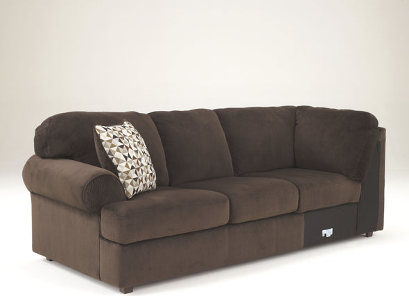 Jessa Place - Chocolate - LAF Sofa