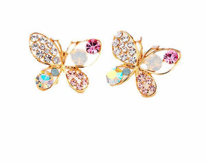 Luxxurio Butterfly Earrings - Luxxurio