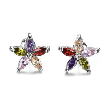 Luxxurio Star Stud Earrings - Luxxurio