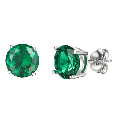 Luxxurio Emerald Earrings - Luxxurio