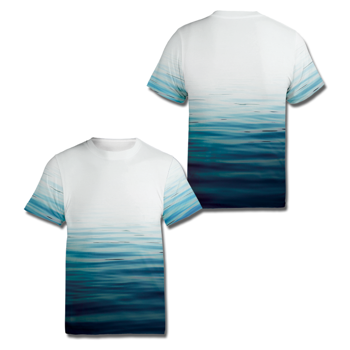 Custom Ocean All Over Print Shirt