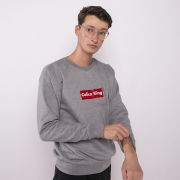 Box Logo Crewneck Sweater