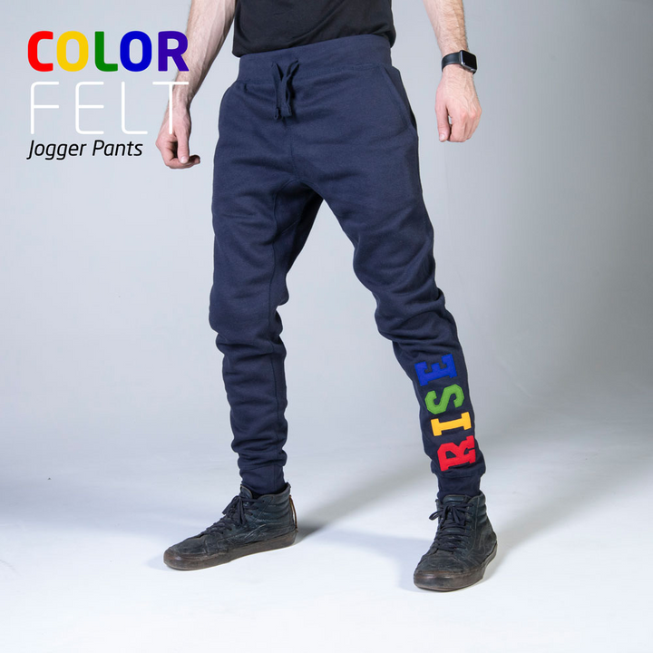 ColorFelt Jogger Pants