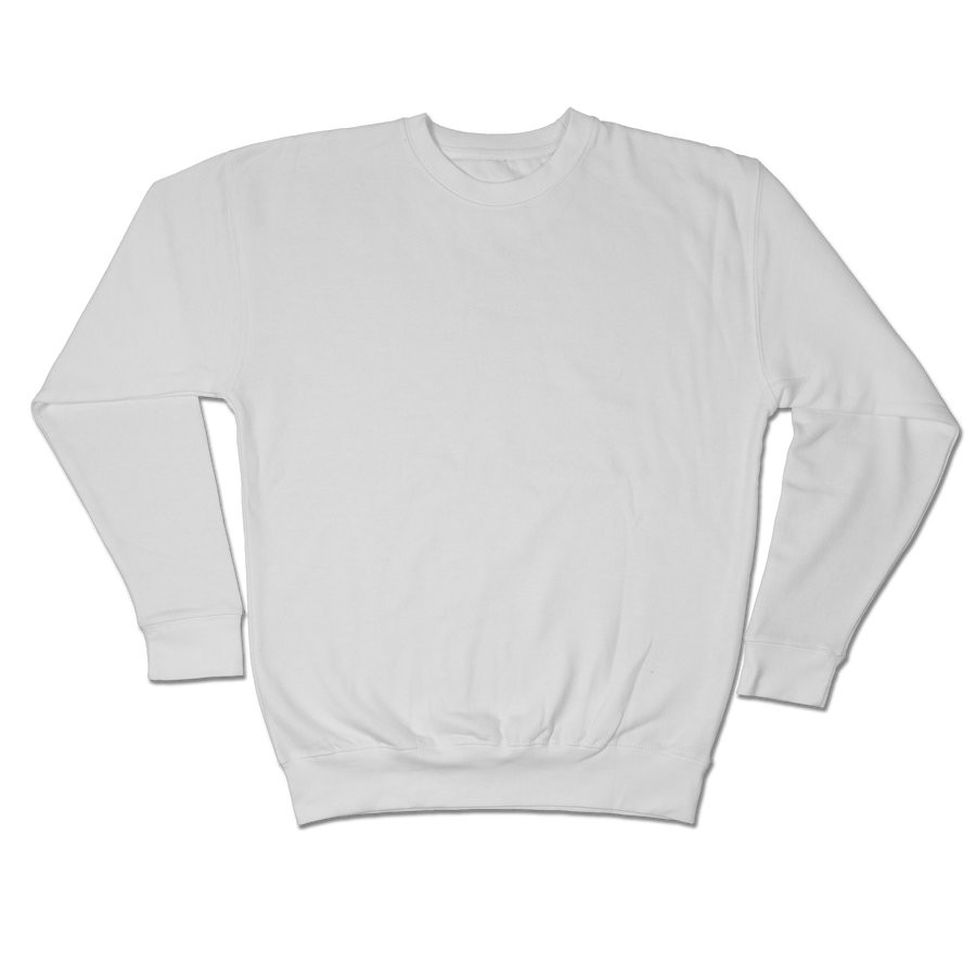 Colorfelt Crewneck Sweater