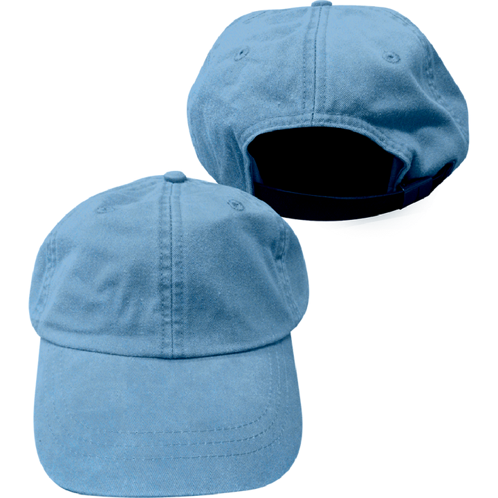Custom Denim Dad Hat