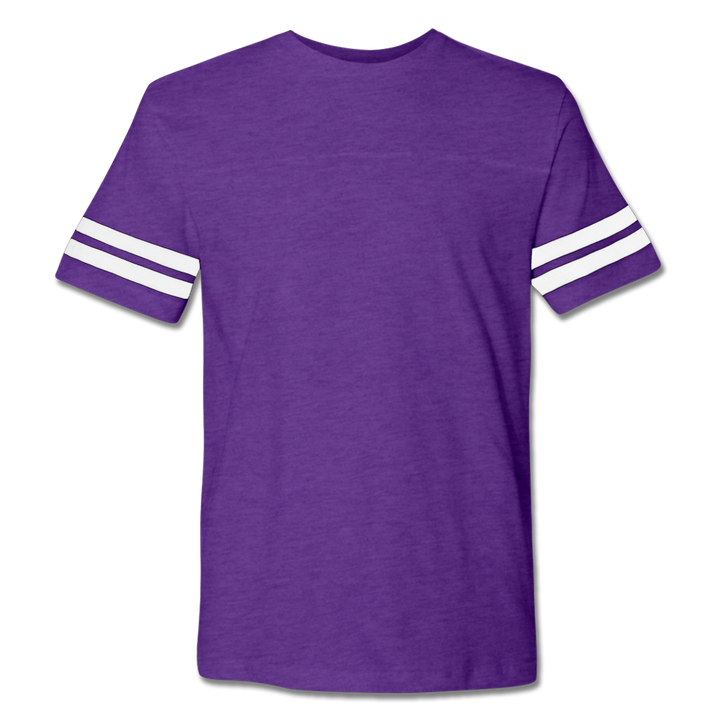 Custom Purple Football Shirt