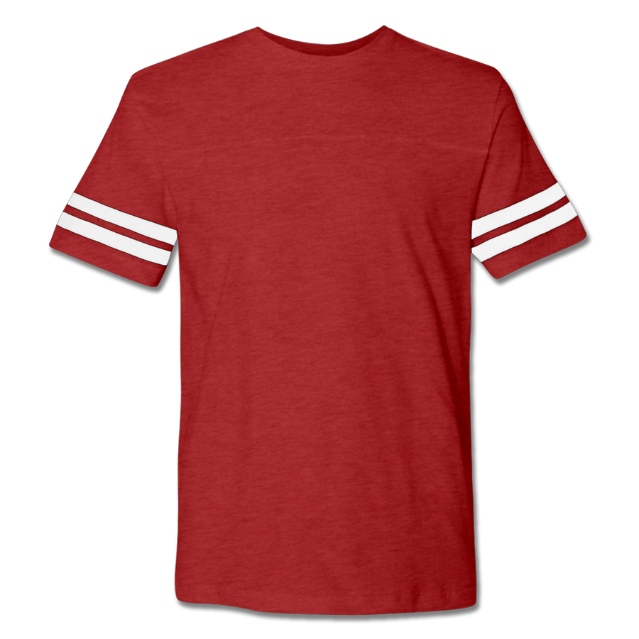 Custom Red Football Shirt