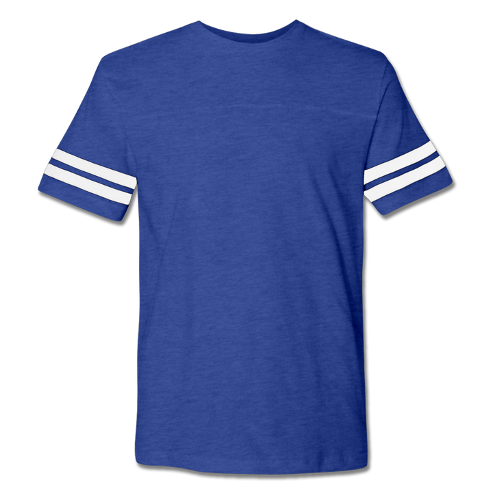 Custom Royal Blue Football Shirt