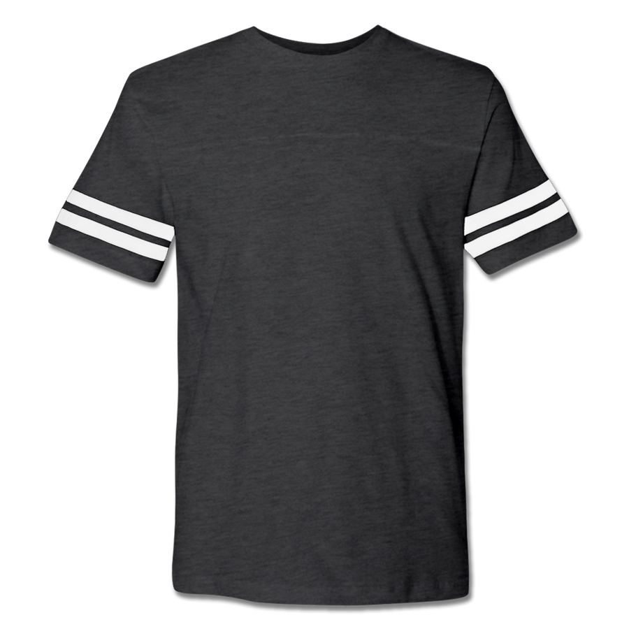Custom Charcoal Football Shirt