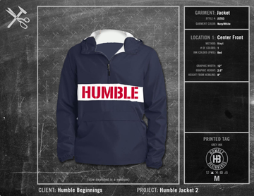 Humble Beginnings Humble Jacket