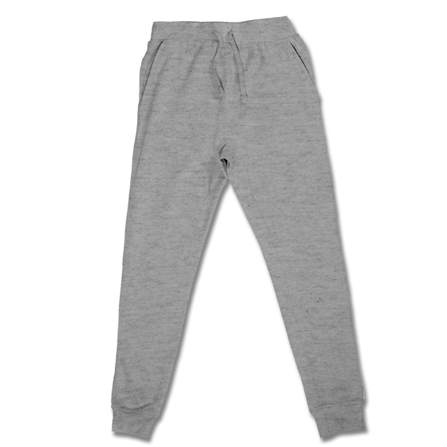 Custom Grey Jogger Pants