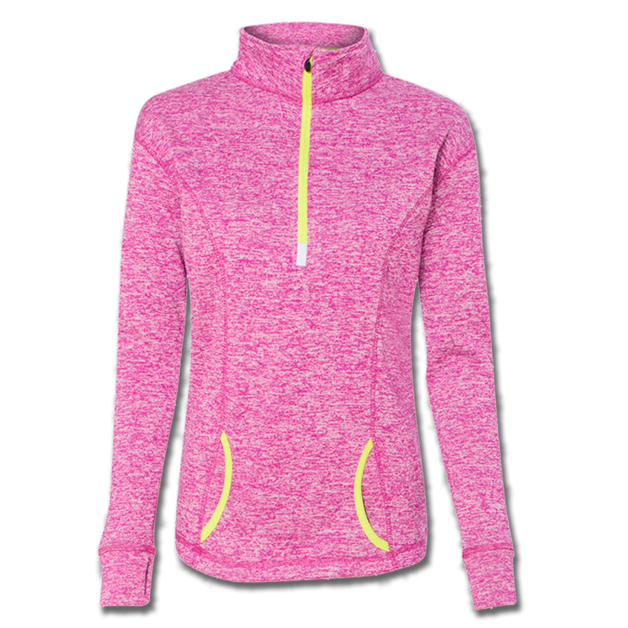 Women's Quarter Zip Fleece