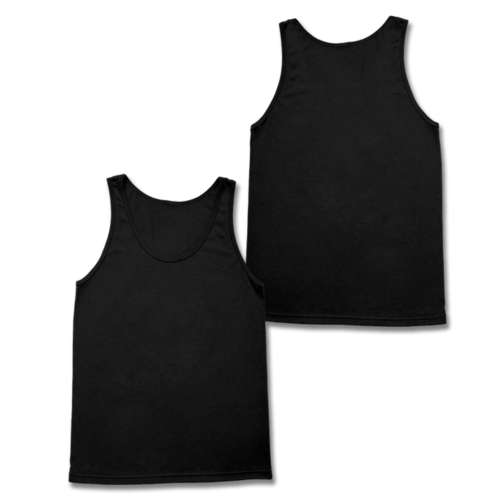 Custom Black Tank Top