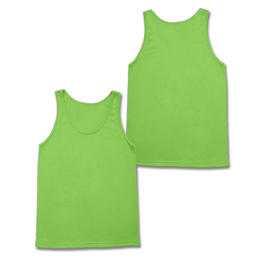 Custom Green Tank Top