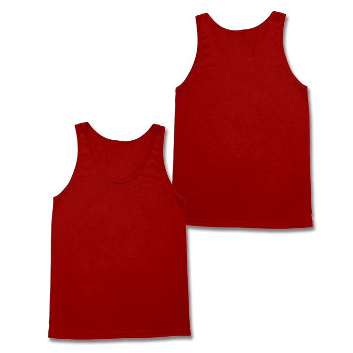 Custom Red Tank Top