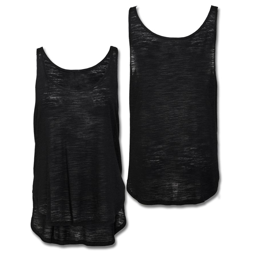 Women's Split Hem Tank Top