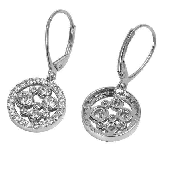 14k Gold & Diamond Celebration Earrings