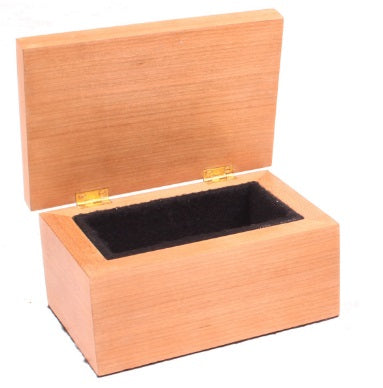 Cherry Wood Box - inndi