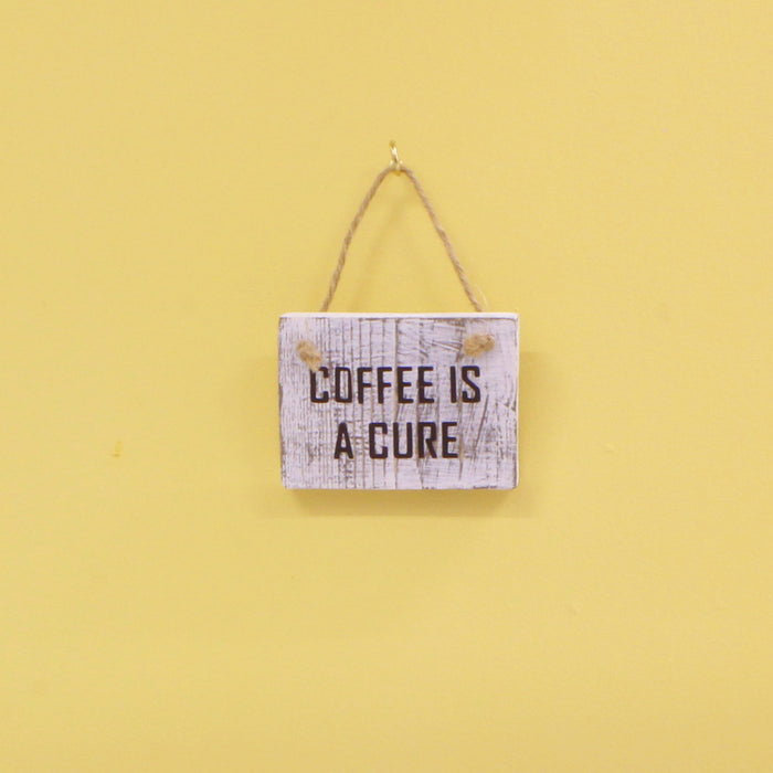 Coffee Is A Cure - inndi