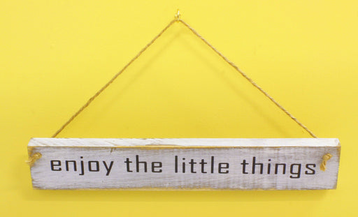 Enjoy The Little Things - inndi