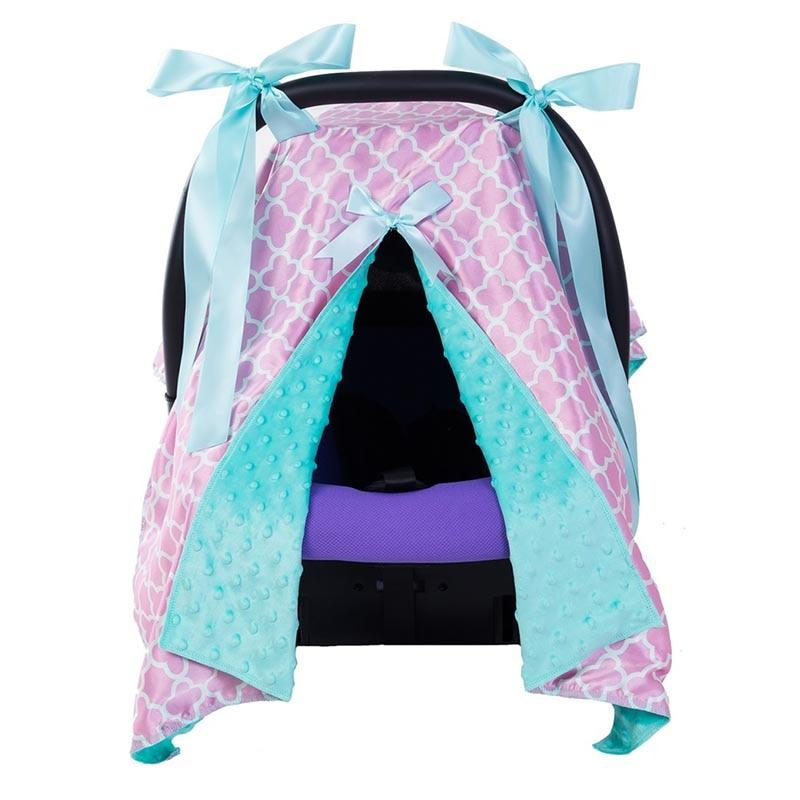 Baby Car Seat Blanket Cover Soft Safety
