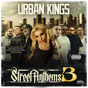 Urban Kings Street Anthems Vo3