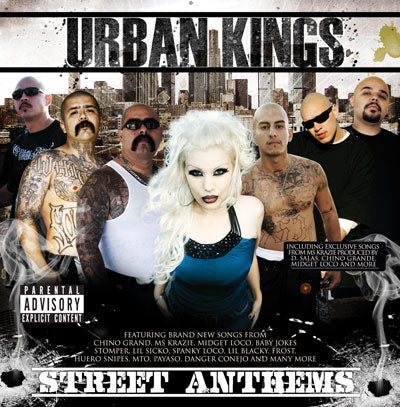 Urban Kings Street Anthems Vol 1