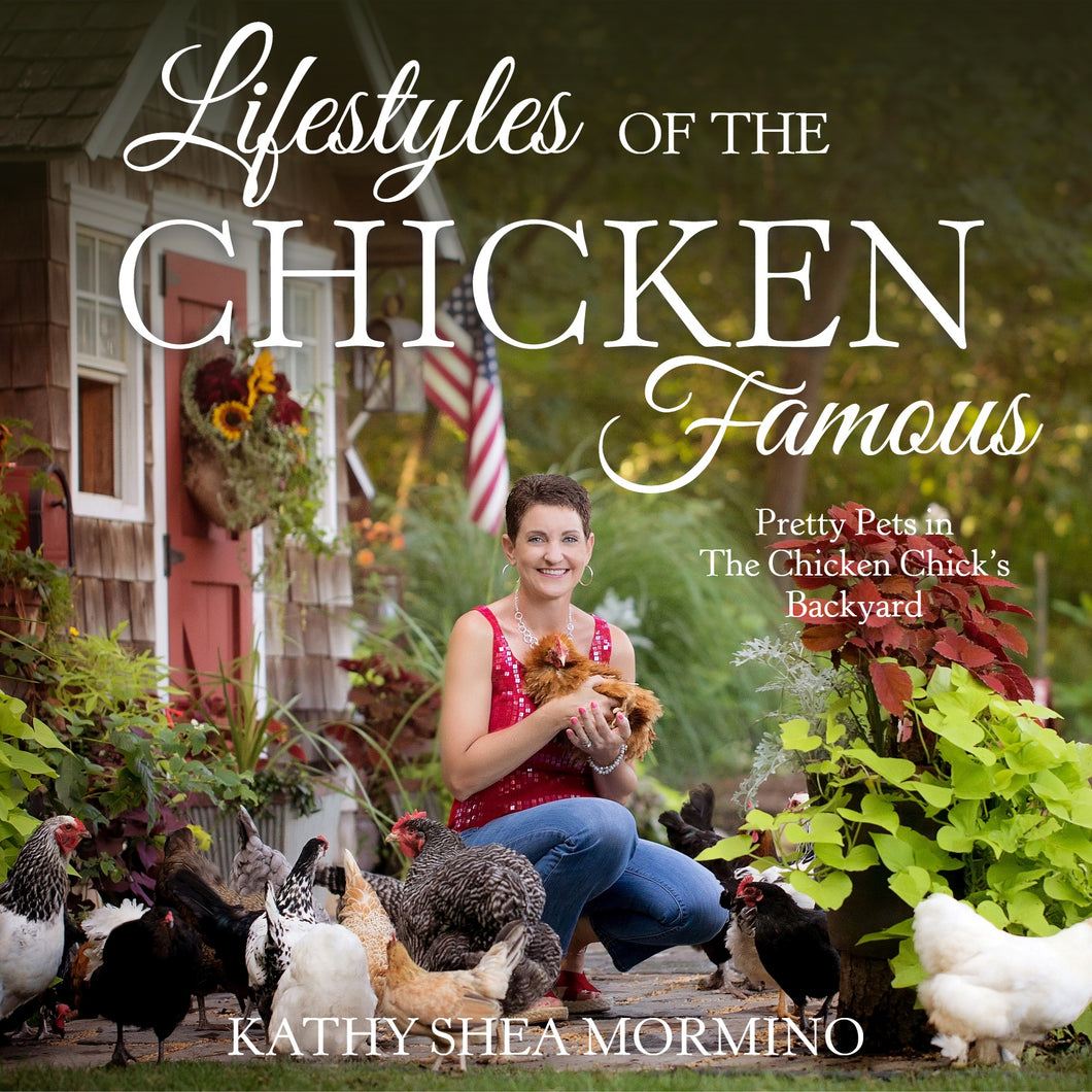Signed Book: Lifestyles of the Chicken Famous