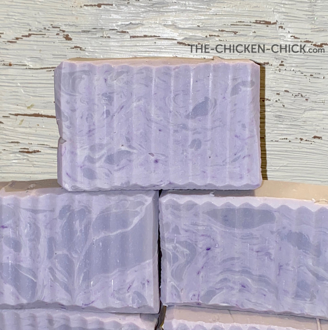 Blueberry Muffin Soap