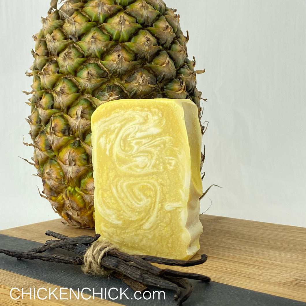 Pineapple Vanilla Soap