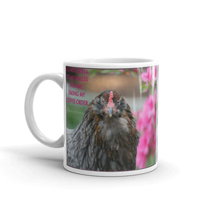 Do Not Speak To Me - Mug