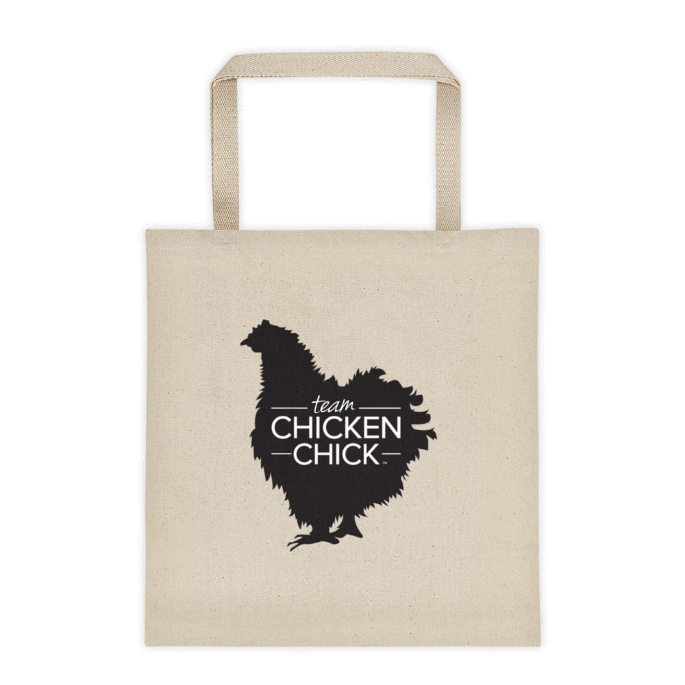 Team Chicken Chick™ - Tote bag