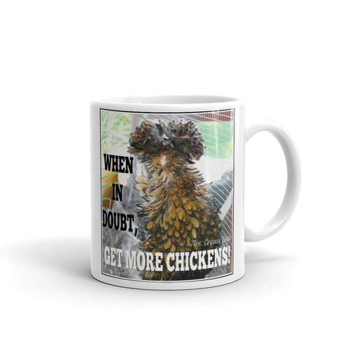 When In Doubt - Mug