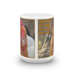 Hand Over the Coffee - Mug