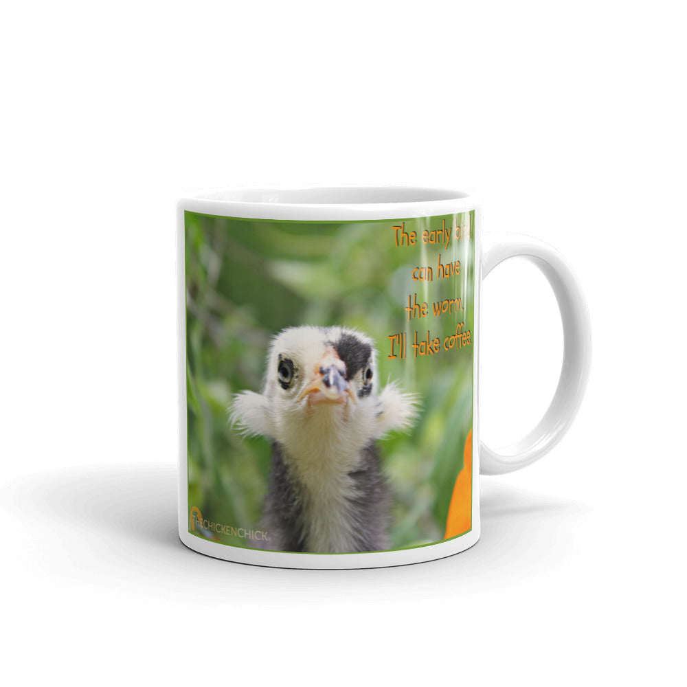 The Early Bird - Mug