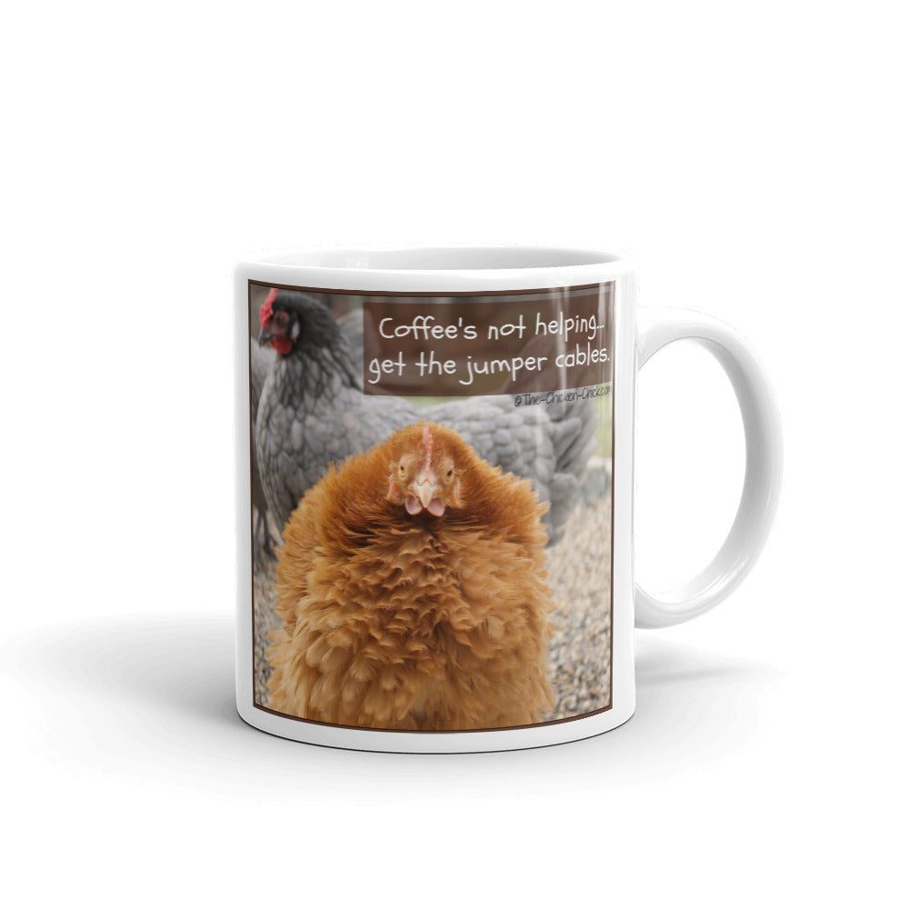 Coffee's Not Helping - Mug