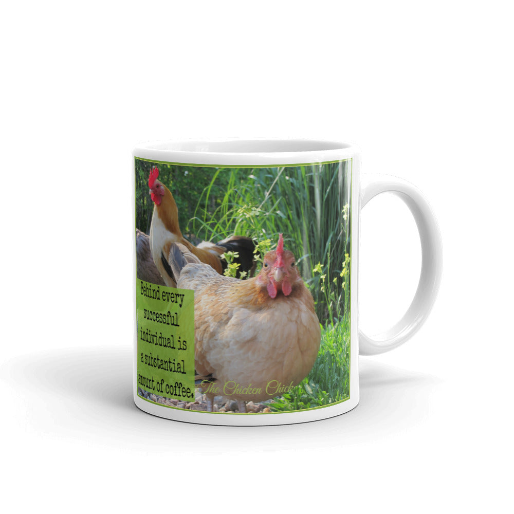 Behind Every Successful Individual - Mug