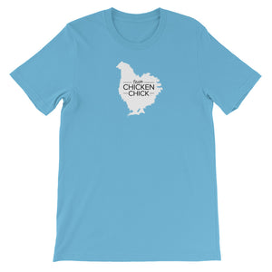 Team Chicken Chick™ - Adult Short Sleeve Tee