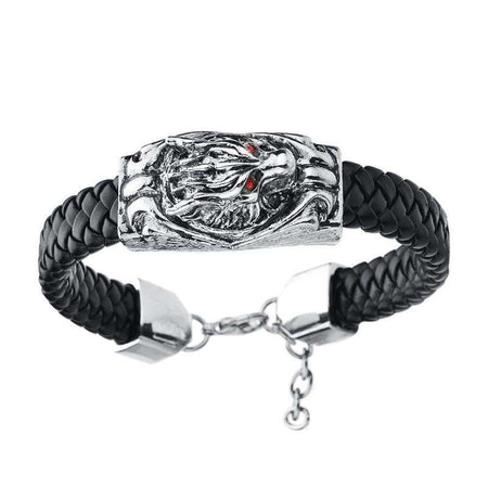 bracelet loup demon