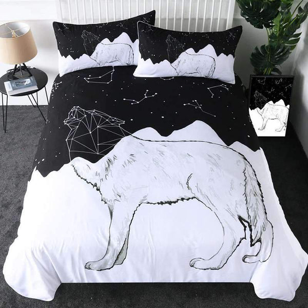 couette loup