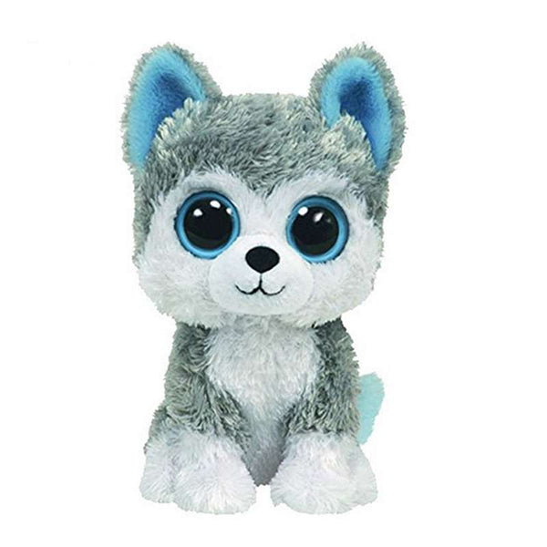 Peluche Loup Gros Yeux