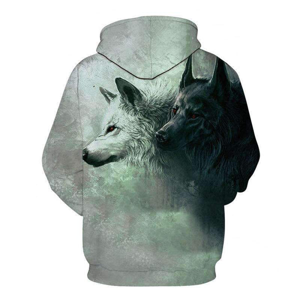 sweat loup geri freki