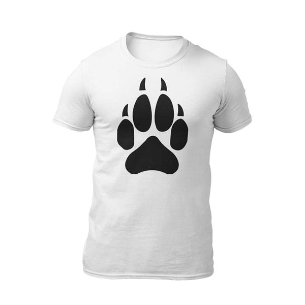 t-shirt patte loup