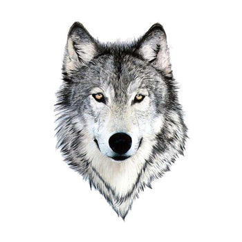 tattoo tete de loup