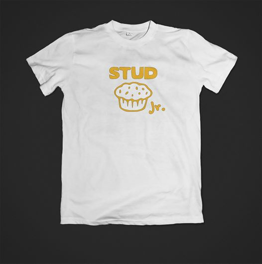 Stud Muffin Adult & Child T-Shirt Set