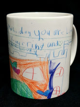 Hand Drawn Mugs