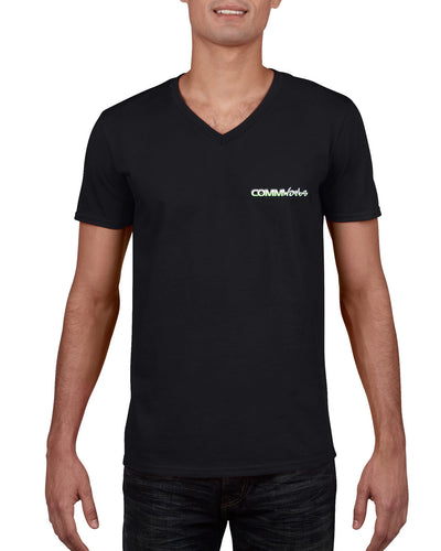 Commworks Men's V Neck Top